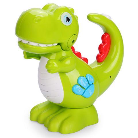 """Happy Baby 331851 Игрушка-динозаврик """"REXY"""""""