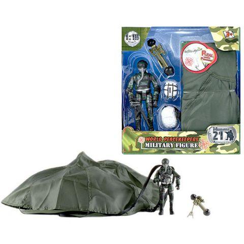 """World Peacekeepers MC77015 Игровой набор """"WP. Десант"""" 1:18, 1 фигурка"""