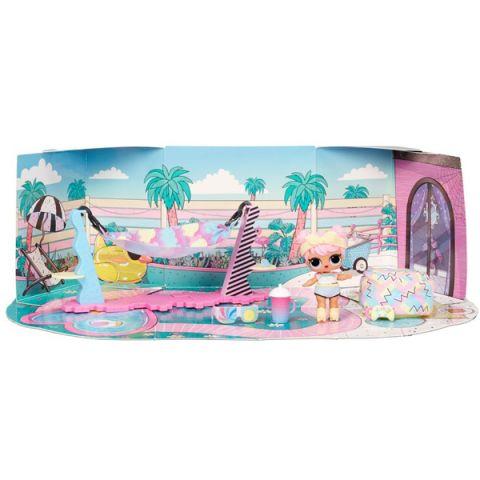 L.O.L. Surprise 572633 Игровой набор с куклой - зона отдыха