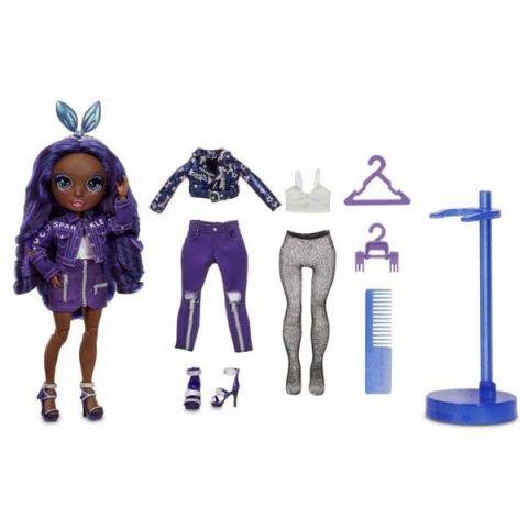 Rainbow High 572114 Кукла Fashion Doll- Indigo