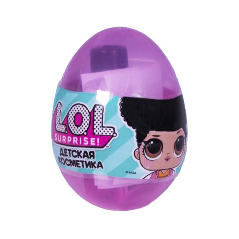 Corpa LOL5106 Детская декоративная косметика LOL в маленьком яйце (дисплей)