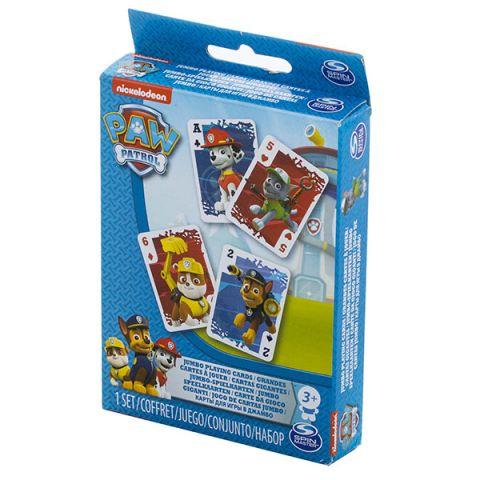 Spin Master 6033298 Игровые карты Щенячий Патруль