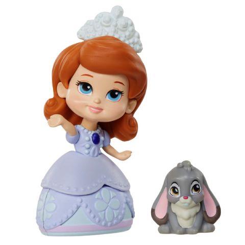Disney Princess 011500 Принцессы Дисней Персонаж сериала София Прекрасная 7,5 см (в ассортименте)