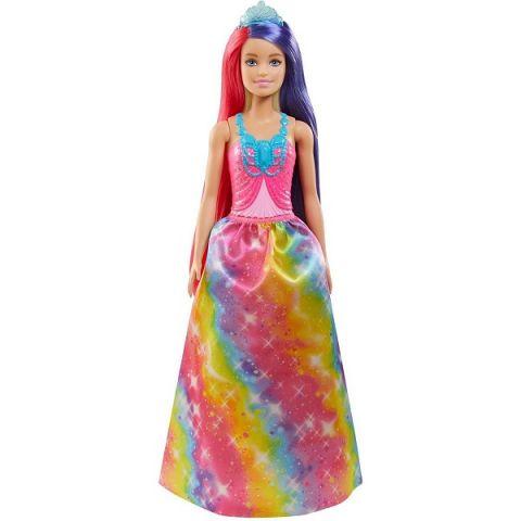 """Mattel Barbie GTF38 Барби Кукла """"Игра с волосами"""" Принцесса с длинными волосами"""