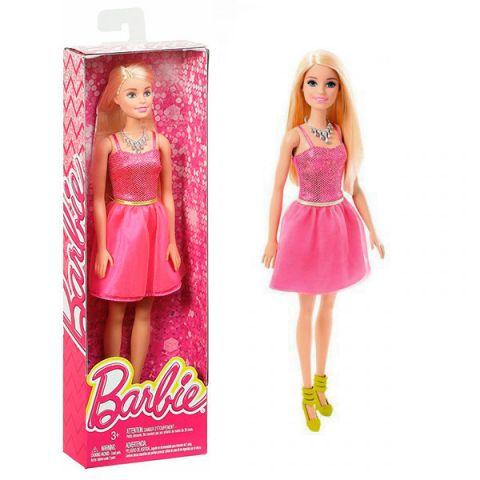 "Mattel Barbie DGX82 Барби Кукла серия ""Сияние моды"""
