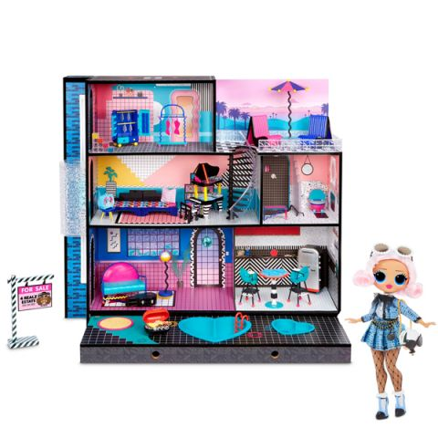 L.O.L. Surprise 577270 Дом OMG Stage с куклой OMG