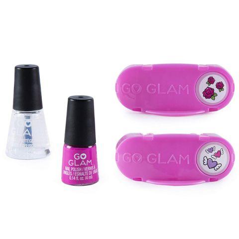 """Go Glam 6046865 Большой набор для """"Принтера для ногтей"""""""