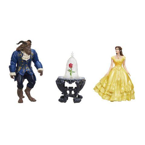 Hasbro Disney Princess B9169 Набор маленьких кукол Белль и Чудовище
