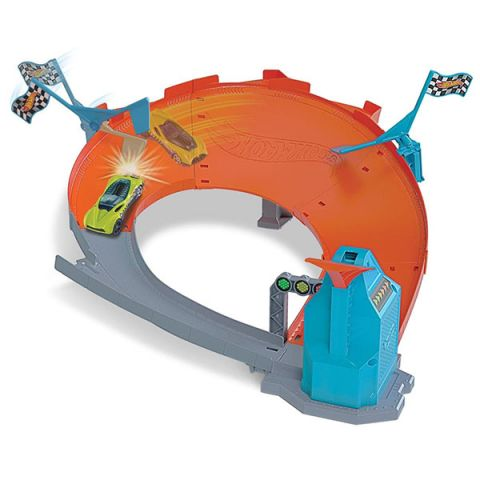 Mattel Hot Wheels GBF84 Хот Вилс Гоночный игровой набор