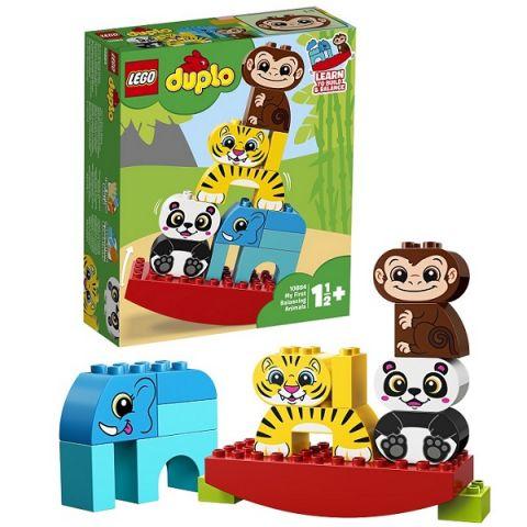 LEGO DUPLO 10884 Конструктор ЛЕГО ДУПЛО Мои первые цирковые животные