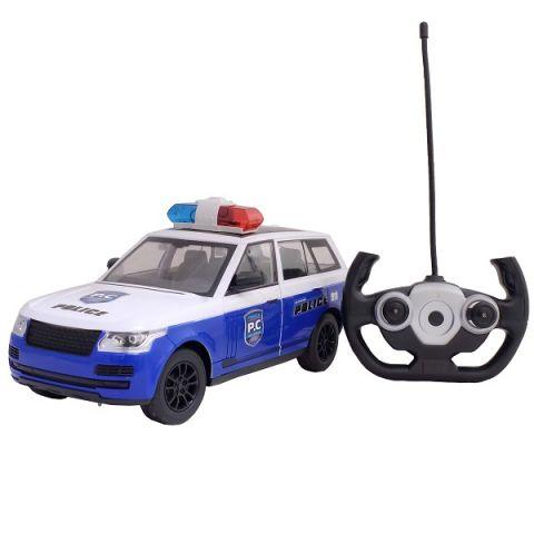 HK Industries 666-702JA Полицейская р/у машина (свет, двери открываются) (акк+USB)