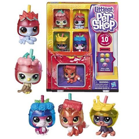 Hasbro Littlest Pet Shop E5478 Литлс Пет Шоп Игровой набор петов в холодильнике (в ассортименте)
