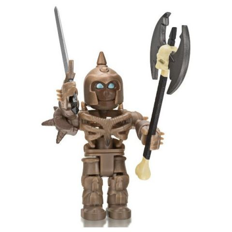 Roblox ROB0203 Фигурка героя Endermoor Skeleton (Core) с аксессуарами