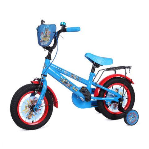 """1toy BH12178 Детский велосипед Щенячий патруль, колеса 12"""""""