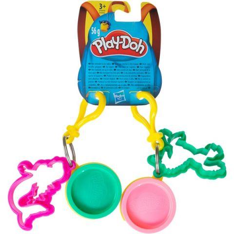 Hasbro Play-Doh E4996 Игровой набор Hasbro Play-Doh Игровой набор (масса для лепки) с 2-мя брелками