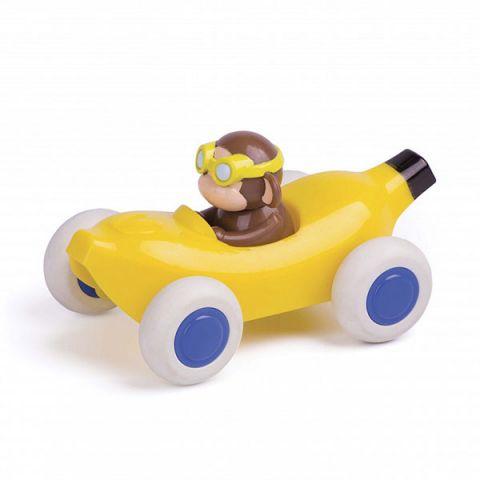Vikingtoys 81363 Машинка-банан, с Обезьянкой
