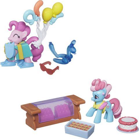Hasbro My Little Pony B3596 Май Литл Пони Коллекционные пони с аксессуарами (в ассортименте)