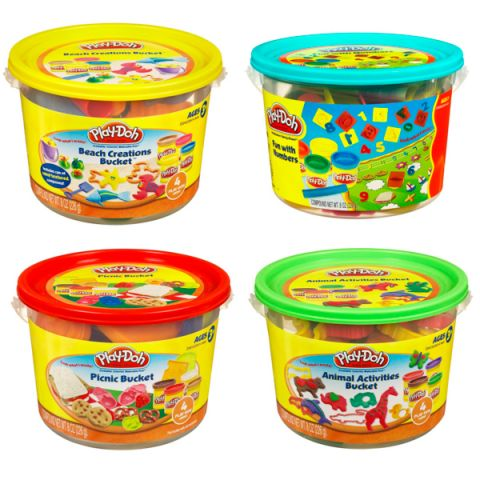 """Hasbro Play-Doh 23414 Игровой набор """"Ведёрочко"""" (в ассортименте)"""