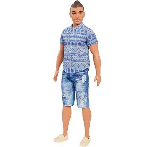 """Mattel Barbie FNJ38 Кен из серии """"Игра с модой"""""""