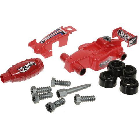 Corpa HW225 Игровой набор юного механика Hot Wheels в чемодане