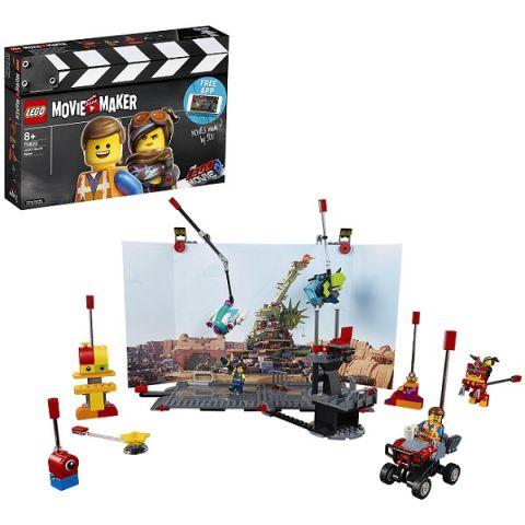 LEGO Movie 2 70820 Конструктор ЛЕГО Фильм 2 Набор кинорежиссёра LEGO