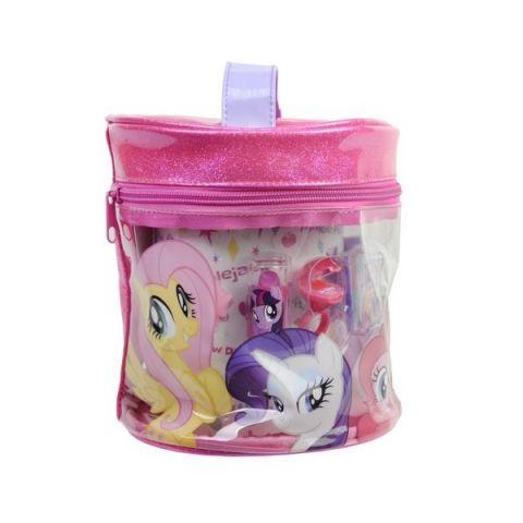 Markwins 9802351 My Little Pony Игровой набор детской декоративной косметики в косметичке