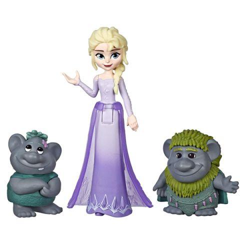 Hasbro Disney Princess E5509/E7078 ХОЛОДНОЕ СЕРДЦЕ 2 Игровой набор Кукла Эльза и друг