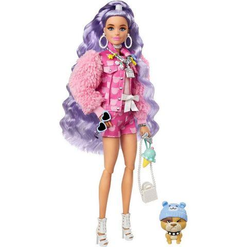 Mattel Barbie GXF08 Барби Кукла Милли с сиреневыми волосами