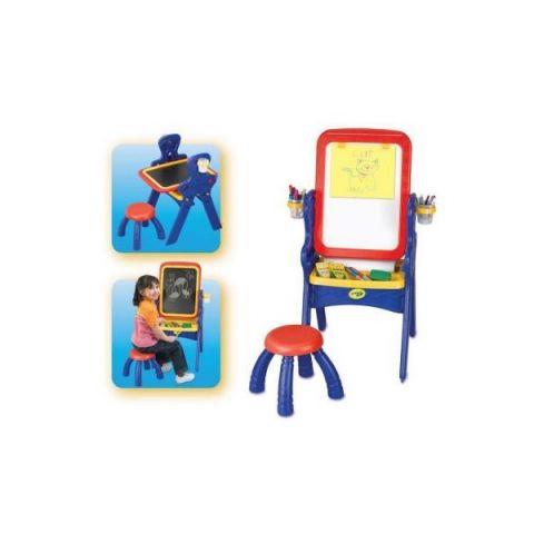 GROWN UP 5056-01 Парта-мольберт со стульчиком