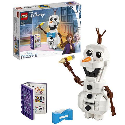 LEGO Disney Princess 41169 Конструктор ЛЕГО Принцессы Дисней Олаф