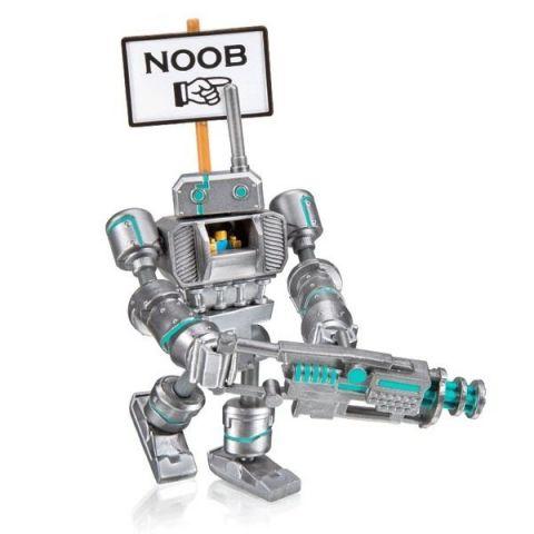 Roblox ROB0271 Фигурка героя Noob Attack - Mech Mobility (Imagination) с аксессуарами