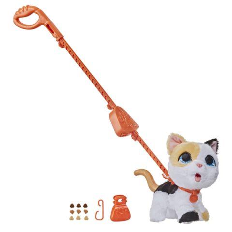 Hasbro Furreal Friends E8898/E8946 Шаловливый Питомец Большой Котёнок