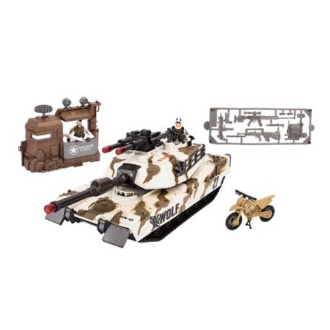 Chap Mei 540053 Набор: Тундровый патрульный танк