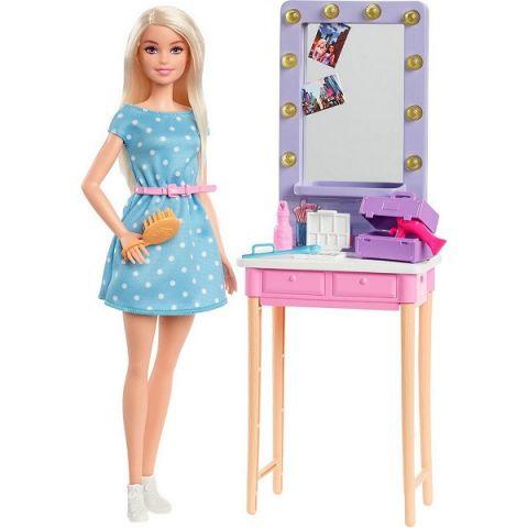 Mattel Barbie GYG39 Барби Набор игровой Barbie Малибу с аксессуарами