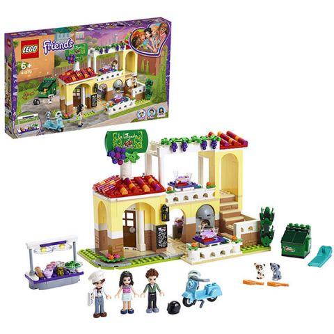 LEGO Friends 41379 Конструктор ЛЕГО Подружки Ресторан Хартлейк Сити