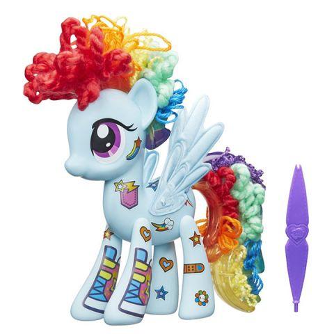 """Hasbro My Little Pony B3593 Игровой набор """"Создай свою пони"""" (в ассортименте)"""