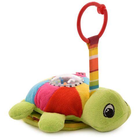 Canpol 250929017 Игрушка мягкая подвесная - морская черепаха, 0+