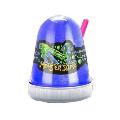 "KiKi SL010 ""Monster's Slime Fluffy"" Светится в темноте 130 гр."