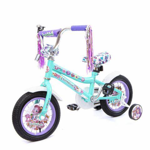 """1toy BH12174 Детский велосипед Enchantimals, колеса 12"""""""