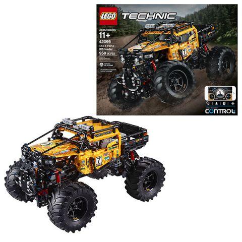 LEGO Technic 42099 Конструктор ЛЕГО Техник Экстремальный внедорожник 4х4