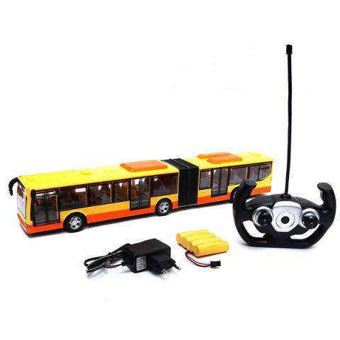 HK Industries 666676AY Автобус (акк+USB) желтый