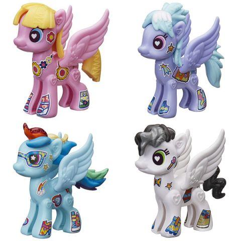 Hasbro My Little Pony B3592 Создай свою пони (в ассортименте)
