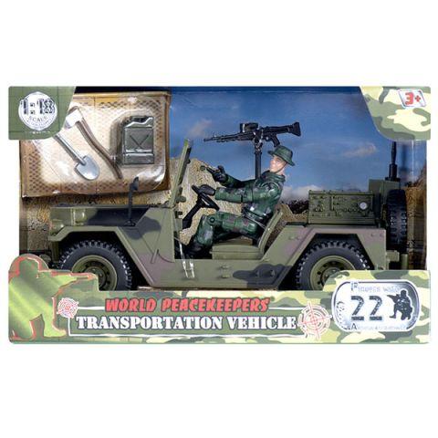"""World Peacekeepers MC77033 Игровой набор """"Сопровождение"""" 1:18"""