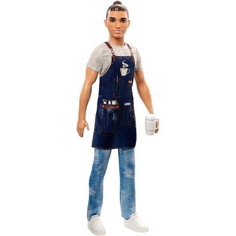 """Mattel Barbie FXP03 Барби Кен из серии """"Кем быть"""""""