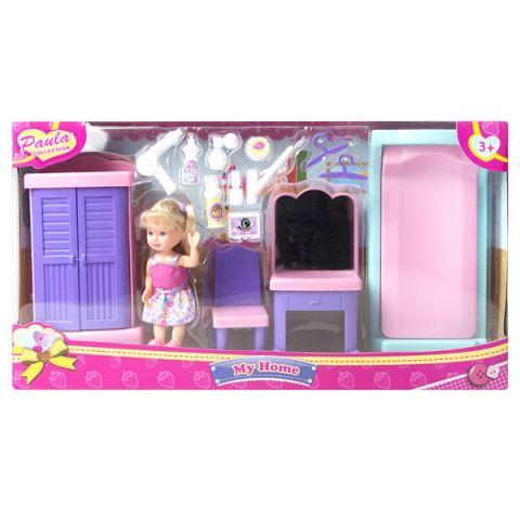 """Paula MC23110a Игровой набор """"Мой дом"""" спальня"""