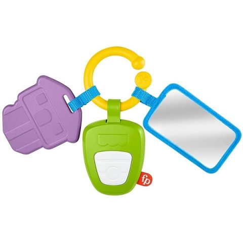 "Mattel Fisher-Price GRT57 Фишер Прайс Подвесная игрушка ""Ключики"""
