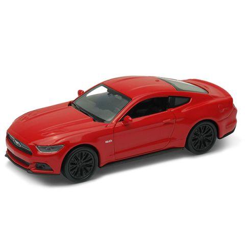 Welly 43707 Велли Модель машины 1:34-39 Ford Mustang GT 2015