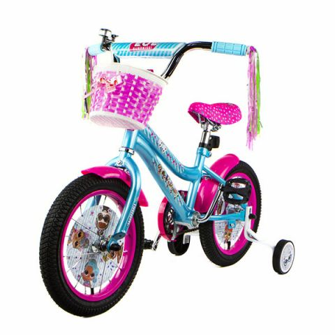 1toy BH14210 Детский велосипед LOL
