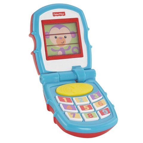 Mattel Fisher-Price Y6979 Фишер Прайс Раскладной телефон