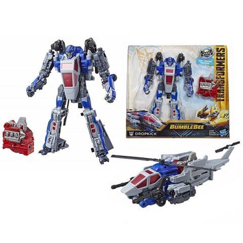 Hasbro Transformers E0700/E2802 Трансформеры Заряд Энергона 20 см Дропкик